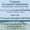 COMUNICATO STAMPA - Giornata Mondiale Alzheimer 2019
