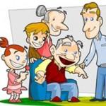 La famiglia in una parola