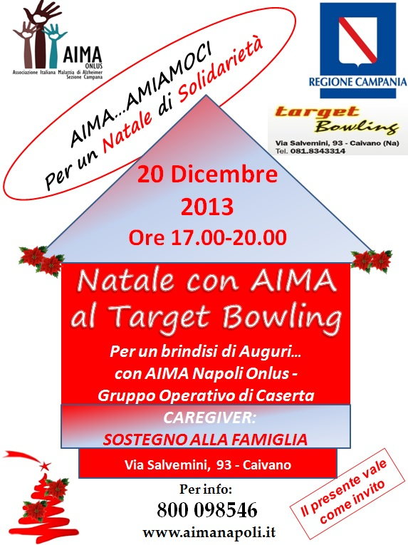 Natale 2013 BOWLING CAIVANO Bianco