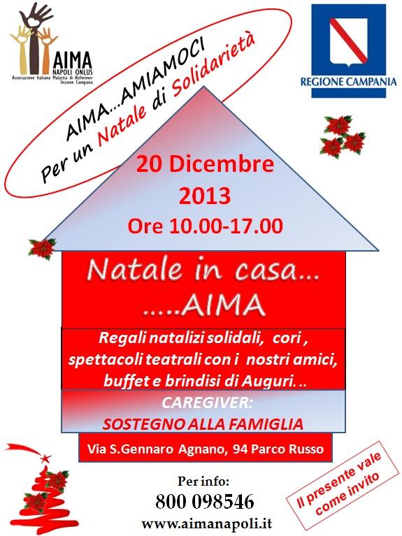 Natale 2013 NAPOLI Bianco
