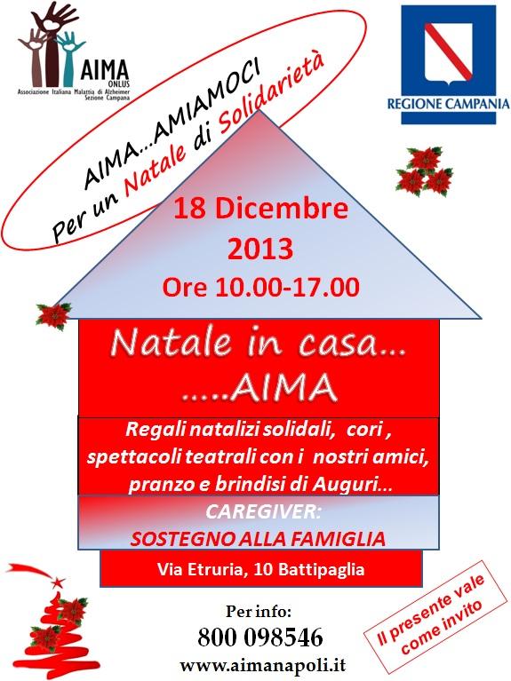 Natale 2013 SALERNO Bianco