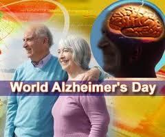 XIX Giornata Mondiale dell'Alzheimer