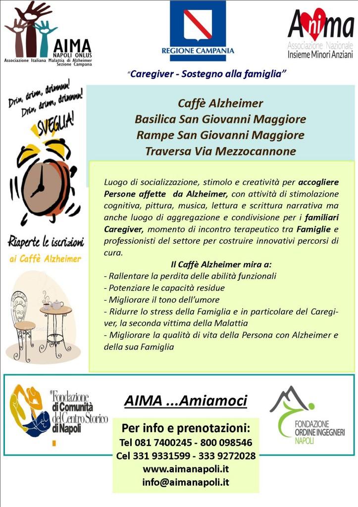 Caffè Alzheimer Centro Storico 2
