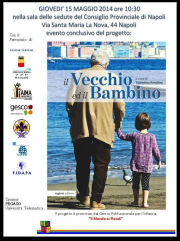 """Presentazione del catalogo """"Il vecchio ed il bambino"""""""