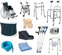 Riutilizzo di ausili e presidi ortopedici