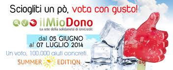 Iniziativa IlMioDono – Summer Edition
