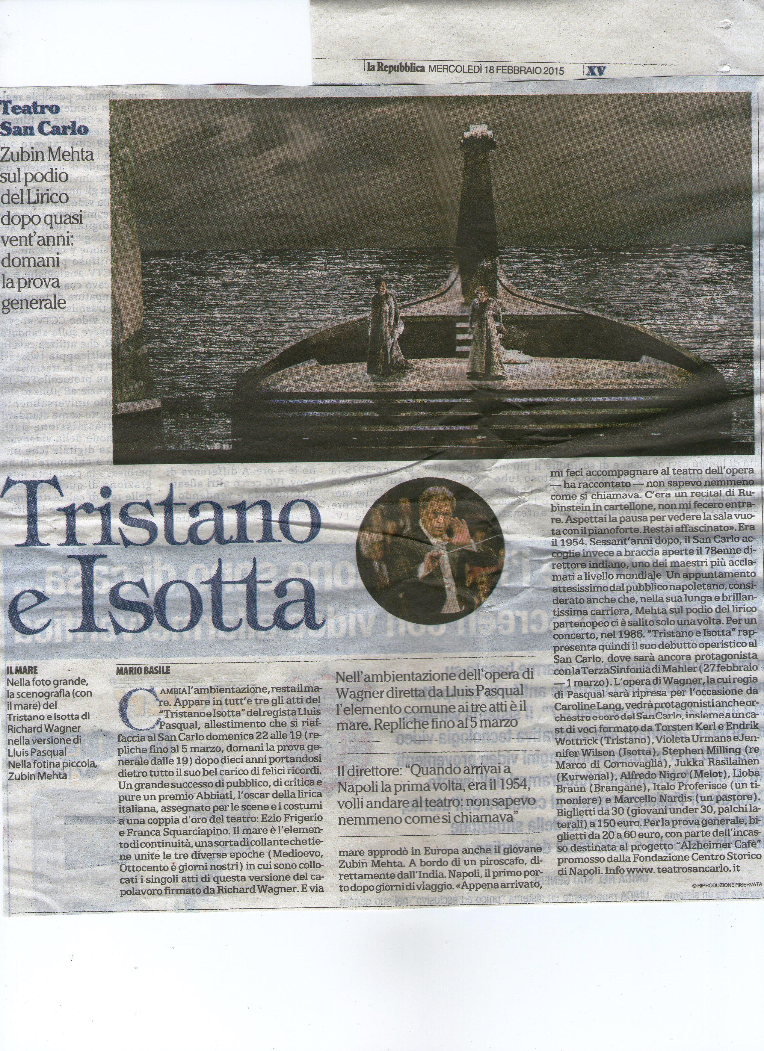 La Repubblica_ 18_02_2015