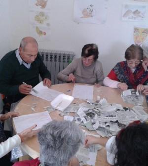 Casa Aima rimane senza luce: anziani riportati a casa