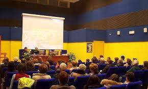 Conferenza dei dottori Antonio Vigliotti e Macrina Castaldo dell'AIMA Caserta