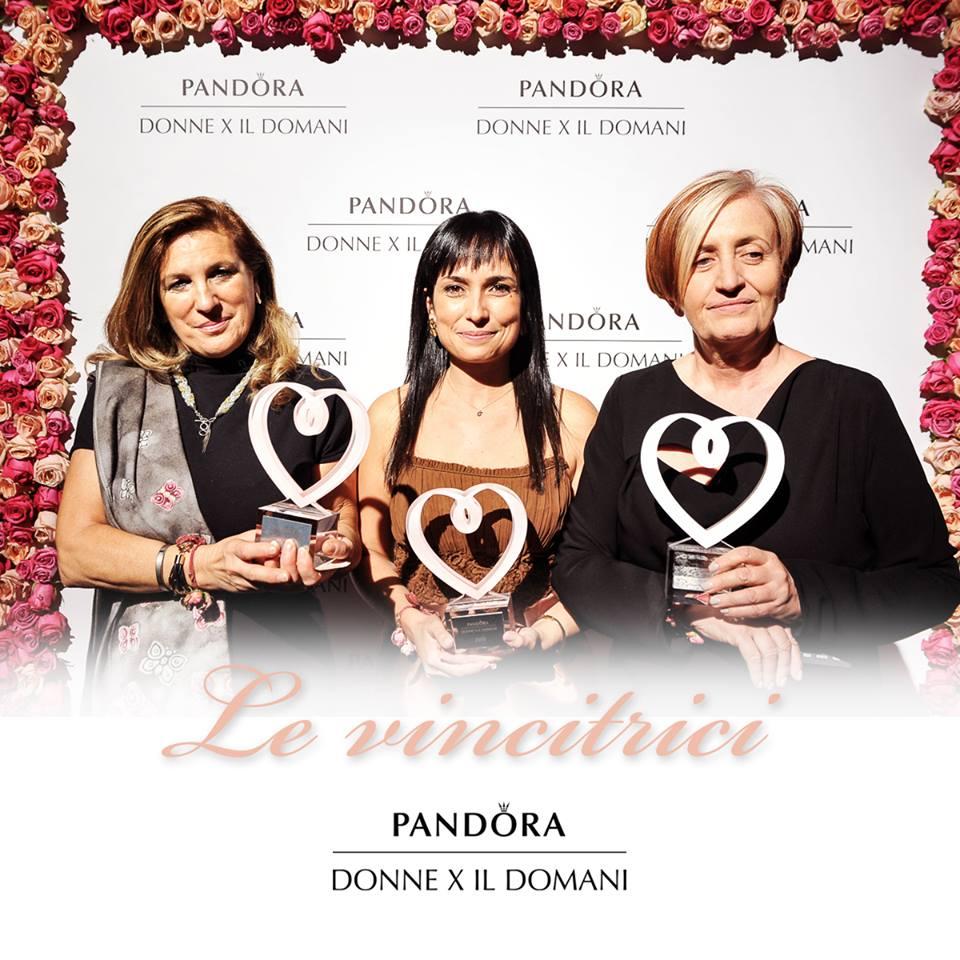 """""""Pandora Donne per il Domani""""..Vince Aima Napoli Onlus!!!"""