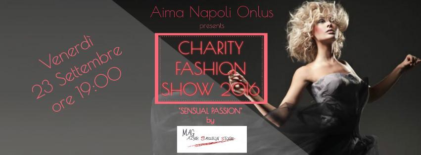 Charity Fashion Show 2016 – Sfilata di beneficenza