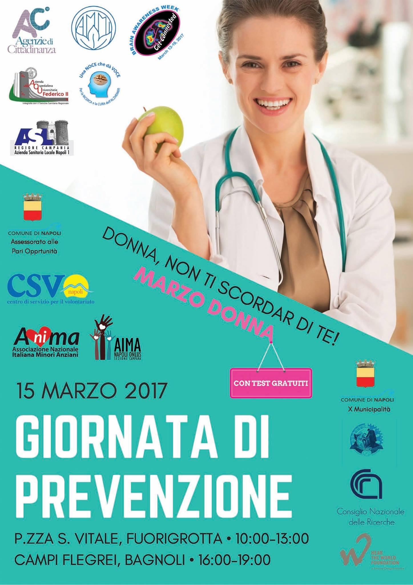 Giornata di Prevenzione Integrata