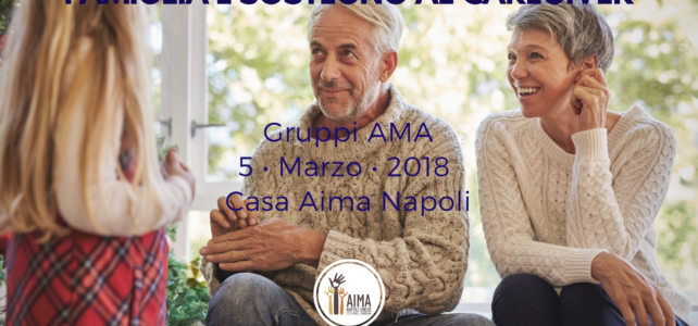 Famiglia e sostegno al caregiver – Alzheimer Cafè