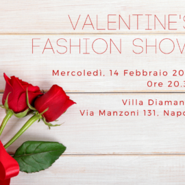 Valentine's Fashion Show