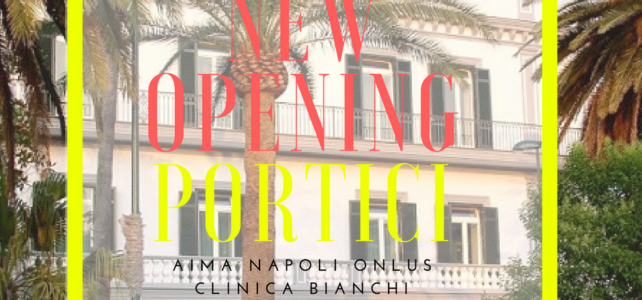NEW OPENING 2018 – AIMA PORTICI