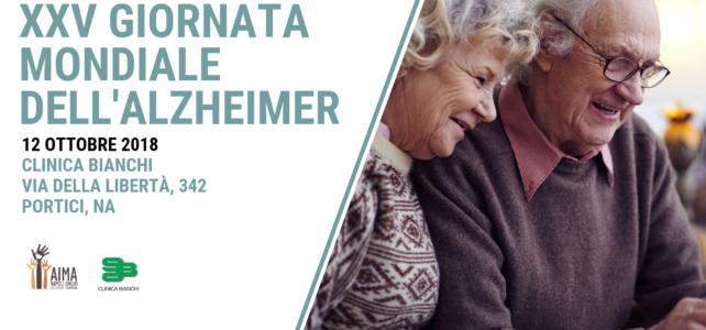 XXV Giornata Mondiale dell'Alzheimer – Portici
