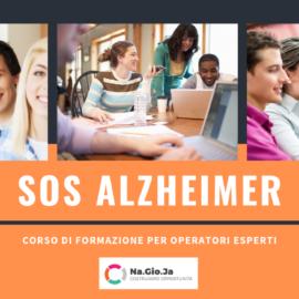 Parte il corso SOS Alzheimer!
