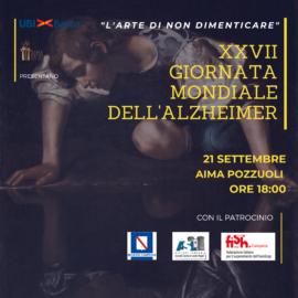 Giornata Mondiale dell'Alzheimer 2020 – L'arte di non dimenticare