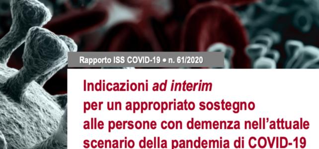 Rapporto COVID-Demenze